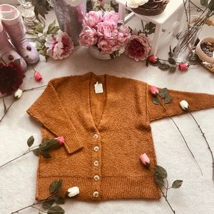 Free People New Arrival Cardigan (NWT)